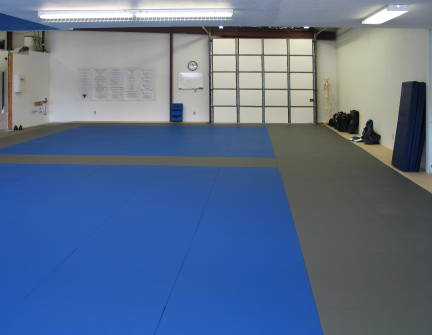 Gym mat area 2